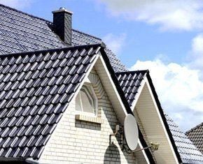 Hellend dak met of zonder isolatie