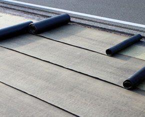 Platte daken of platform