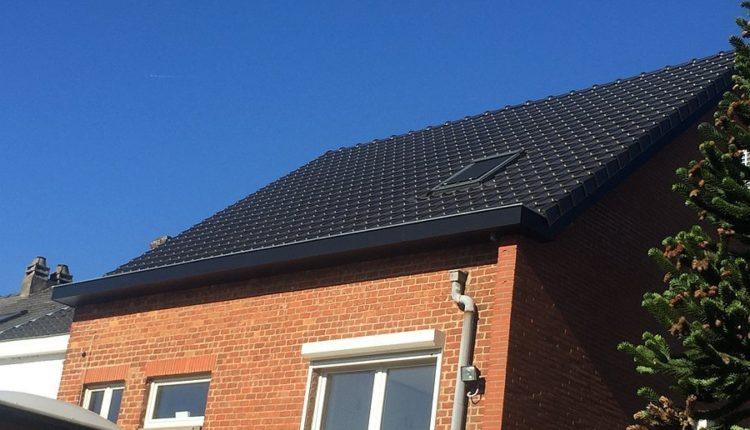 Vernieuwde dakgoten