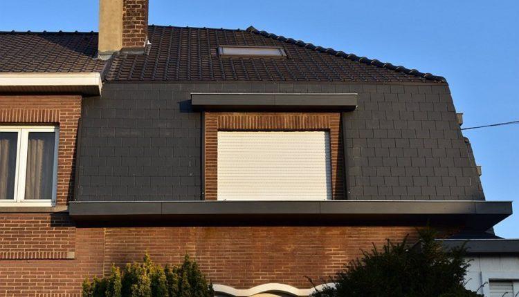 volledige vernieuwing met dakpannen