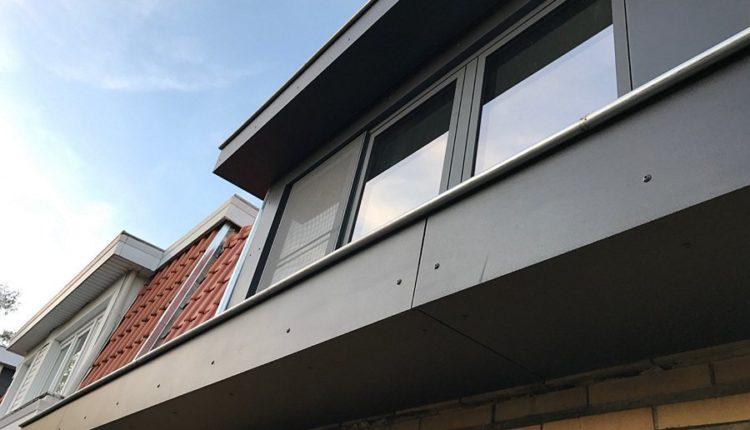 vernieuwing met dakpannen