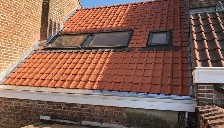vernieuwing bestaande dakbedekking