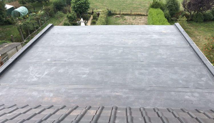 platte daken zijn een goede keuze voor een aanbouw