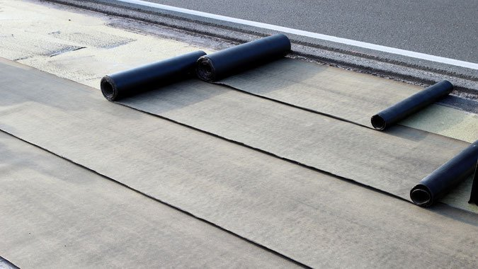 Les toits plats nécessitent une technologie de positionnement précise