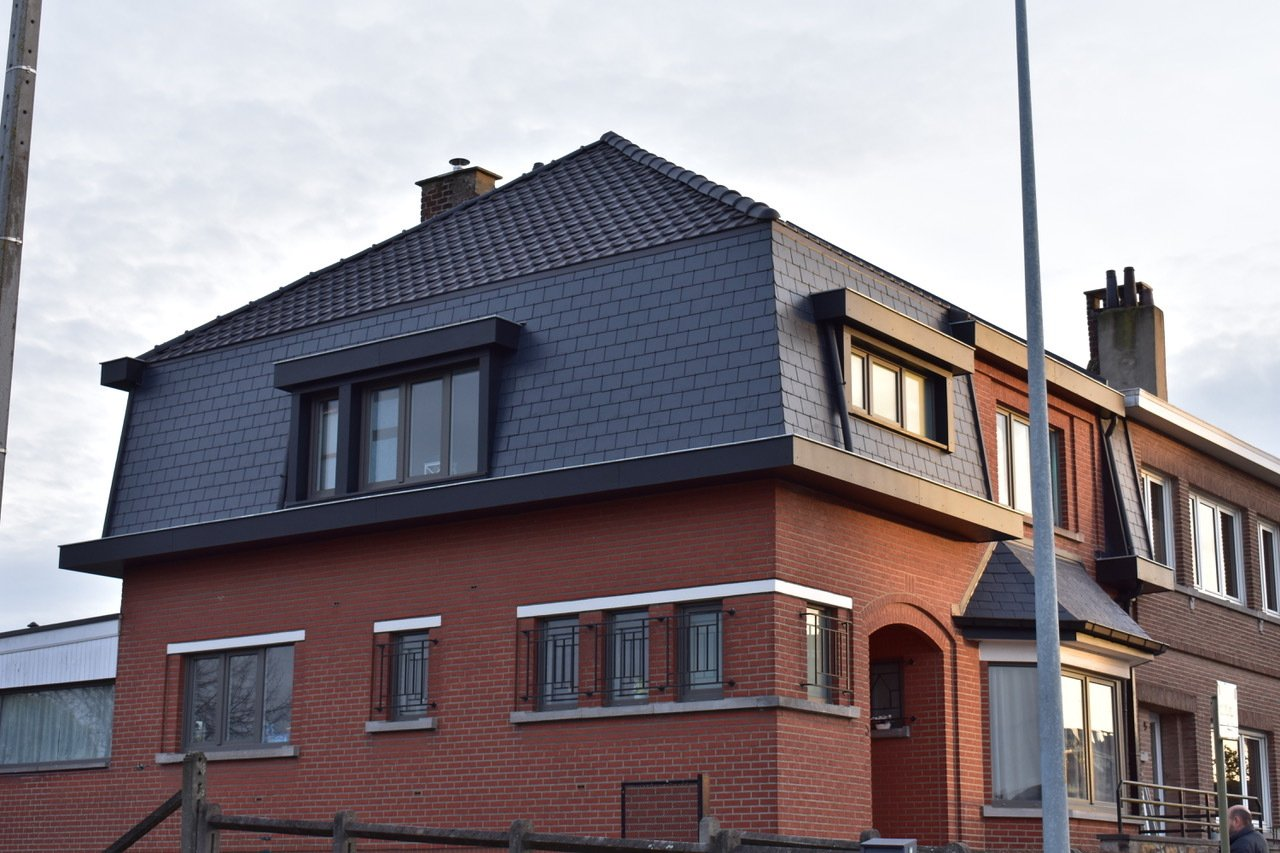 Dakherstellingen in Sint-Pieters-Leeuw