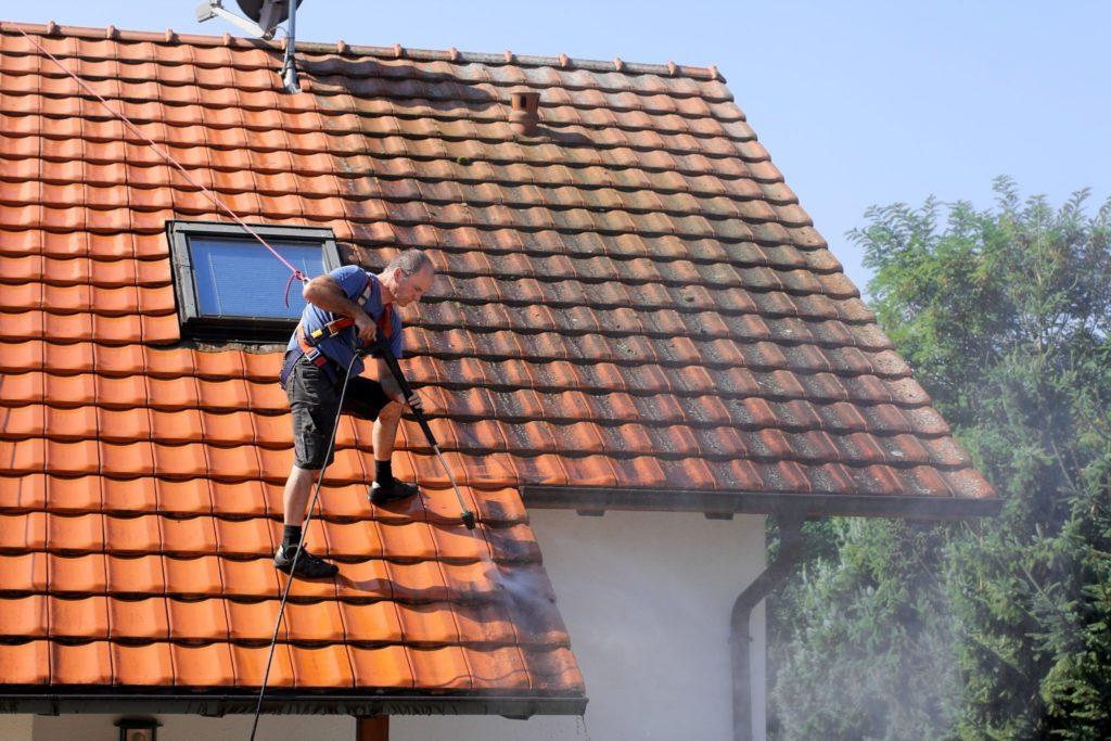 Onderhoud van daken