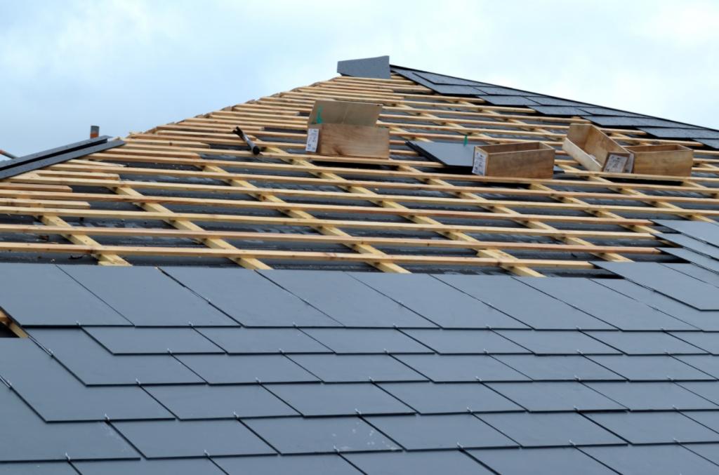 Renovatie van daken